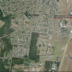 Aerial View Proposed Manufactured Home Park Location - Bundaberg Queenssland